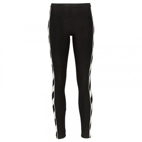 DIAG ATHLETIC LEGGINGS BLACK WHITE