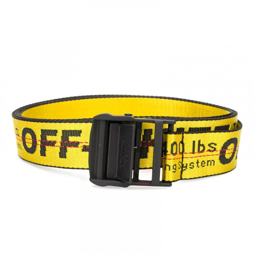 CARRYOVER INDUSTRIAL BELT YELLOW NO COLO