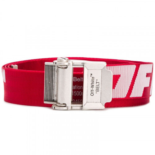 2.0 INDUSTRIAL BELT 40 MM RED WHITE