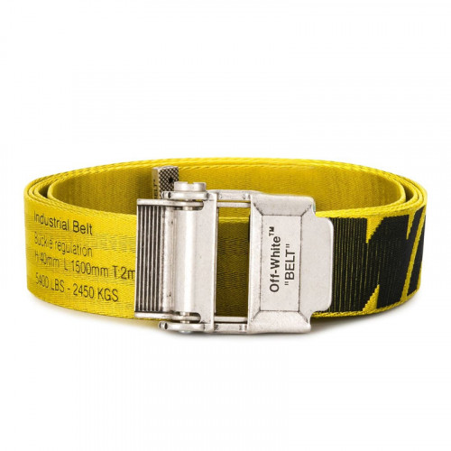 2.0 INDUSTRIAL BELT 40 MM YELLOW BLACK