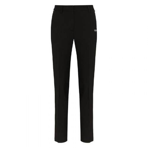 CIGARETTE PANT BLACK NO COLOR