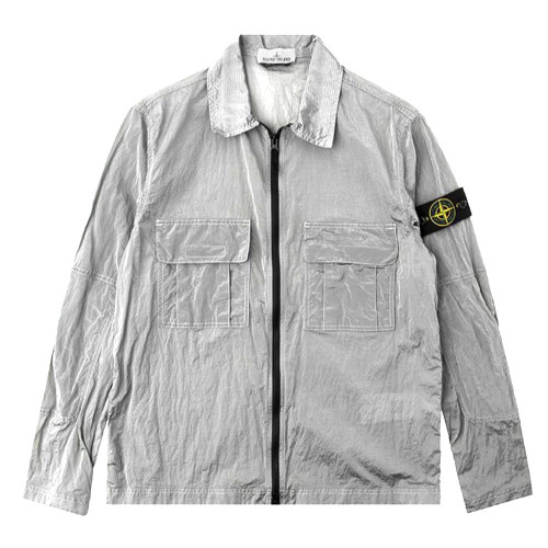 SHELL SHIRT JACKET