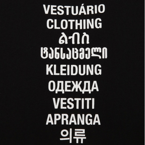 TRANSLATED T-SHIRT