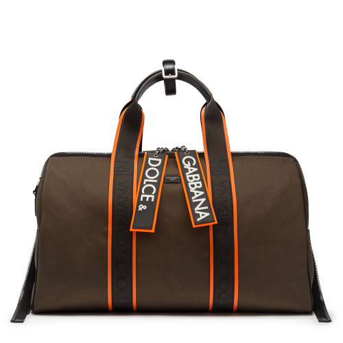 TRAVEL BAG IN CANVAS