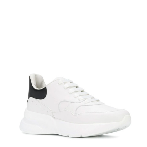 JOE OVERSIZED LEATHER SNEAKERS